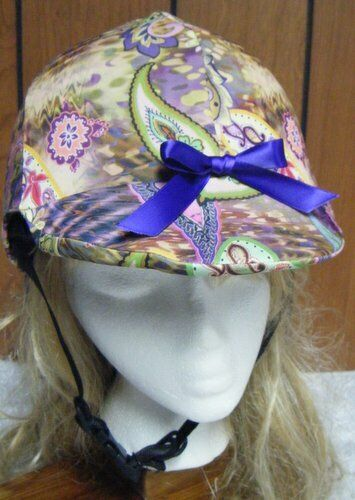 Helmet Cover/Hunt CoversMulti Color Paisley/Wave/Etc.
