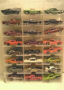 Toy Cars Lot