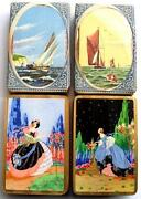 Vintage de La Rue Playing Cards