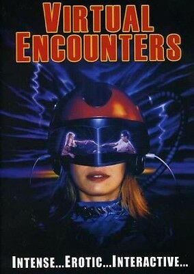 VIRTUAL ENCOUNTERS  DVD ADULT ENTERTAINMENT HOT!!  REGION FREE](Adults Hot Movies)
