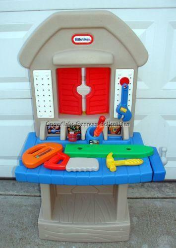 Little Tikes Tools Ebay