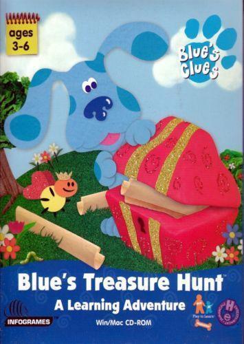 Blues Clues Game | eBay