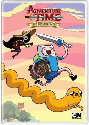 Adventure Time: The Enchiridion [New DVD]