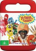Yo Gabba Gabba DVD
