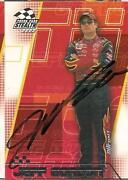Jeff Gordon Autograph