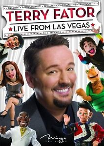 Pair of tickets for TERRY FATOR LIVE! $175 OBO