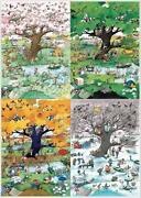 Four Seasons Jigsaw