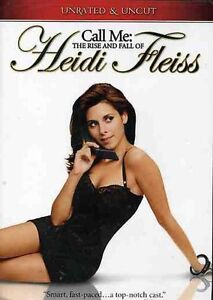 Call Me: The Rise and Fall of Heidi Fleiss [DVD New]