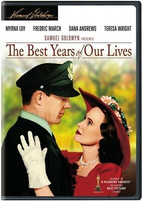 The Best Years of Our Lives [New DVD] Eco Amaray