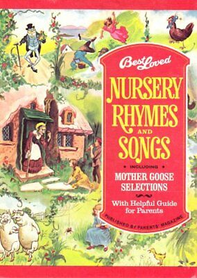 B0049848CK Best Loved Nursery Rhymes and Songs (Young Years Library,