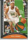 Celtics Jersey Card