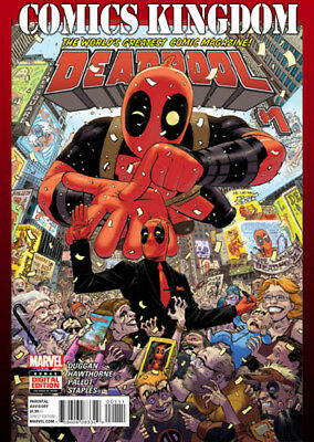 1-36 NM (Deadpool-comic 1)