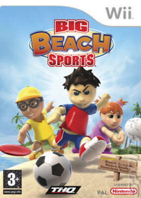 Big Beach Sports (Wii) VideoGames