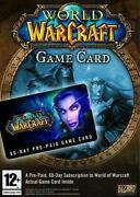 World of Warcraft Prepaid