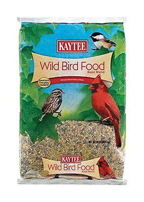 Kaytee Best Quality Wild Bird Seed Millet,Milo 20 Lbs.
