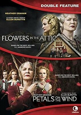 Flowers in the Attic / Petals on the Wind [New DVD]