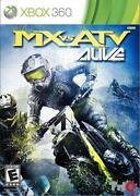 Xbox 360 Games MX vs ATV