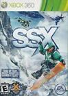 SSX Microsoft Xbox 360 Video Games