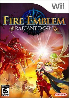Fire Emblem: Radiant Dawn [Nintendo Wii, NTSC, Strategy Turn-based RPG] NEW for sale  Shipping to Canada