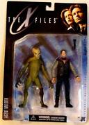 X Files Figurines