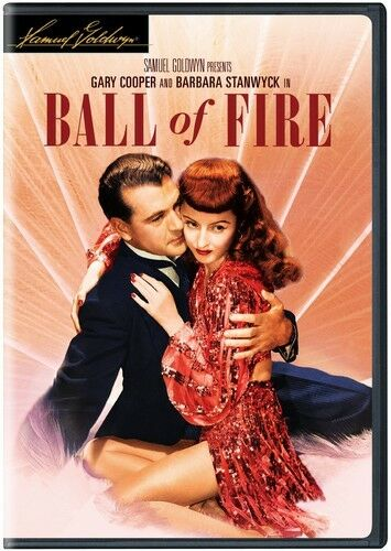 Ball Of Fire (2014, REGION 1 DVD New)