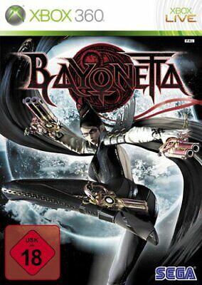 Bayonetta XBox 360 Action Rollenspiel Gebraucht Gut (Spiel, Xbox 360-action)