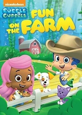 Bubble Guppies: Fun on the Farm [New DVD] Full Frame, Ac-3/Dolby Digital, Dolb - Bubble Guppies Movie
