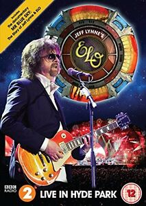 JEFF LYNNE'S ELO LIVE AT HYDE PARK DVD NEW RELEASE SEPTEMBER 2015 (E.L.O.)