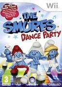 Smurfs Wii