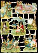 Victorian Scraps Easter