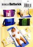 Diaper Bag Pattern