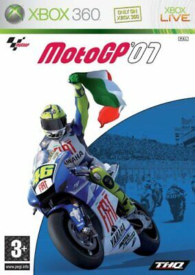 Moto GP 07 (Xbox 360) - Game  FGLN The Cheap Fast Free Post