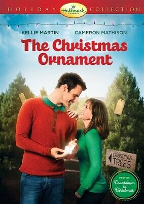 THE CHRISTMAS ORNAMENT New Sealed DVD Hallmark Channel Kellie Martin ()