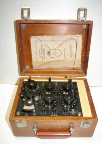 Wheatstone Bridge: Test Equipment | eBay