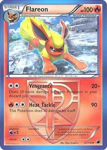 the gallery for gt flareon card