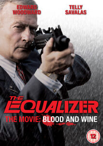 The Equalizer: Blood and Wine DVD (2015) Edward Woodward ***NEW***