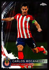 Topps Chrome Chivas USA Soccer Trading Cards