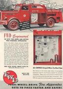 FWD Fire Truck