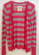 Hollister Womens Cardigan