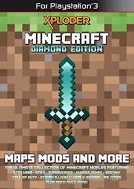 Minecraft Xploder PS3 Cheat Software Diamond Edition