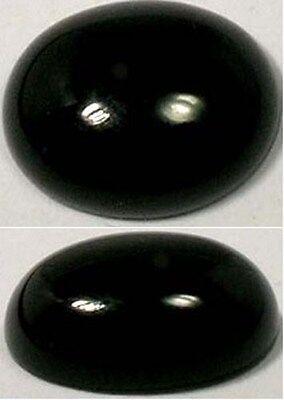 18thC Antique 2ct+ Black Onyx Rare Gem of Ancient Egypt Minoan Crete Rome Greece