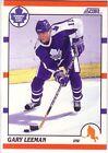 Pinnacle Wendel Clark Ungraded Hockey Trading Cards