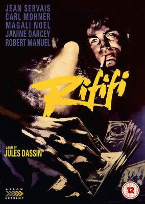 Rififi DVD (2017) Jean Servais, Dassin (DIR) cert 12 ***NEW*** Amazing Value