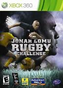 Xbox 360 Games Rugby