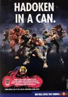 Red Bull Street Fighter Video Game Merchandise