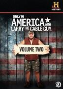 Larry The Cable Guy DVD
