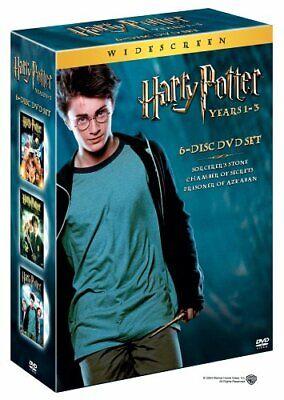 Harry Potter Years 1-3 (DVD, Widescreen, 6-Disc Set)