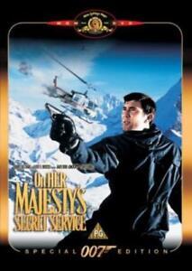 On Her Majesty's Secret Service DVD (2000) George Lazenby