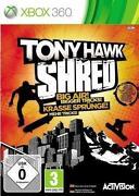 Tony Hawk Xbox 360