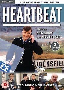 Heartbeat  Series 1  Complete DVD 2010 3Disc Set Box Set - Burton upon trent, United Kingdom - Heartbeat  Series 1  Complete DVD 2010 3Disc Set Box Set - Burton upon trent, United Kingdom